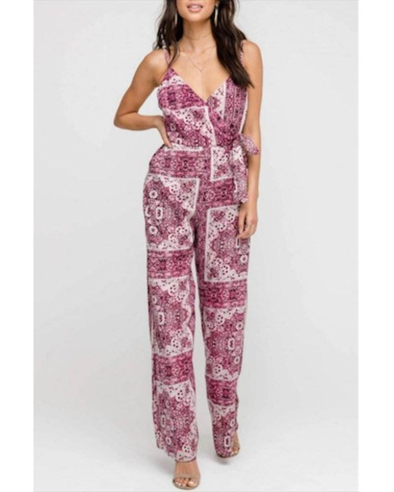 Just Brunch Jumpsuit
