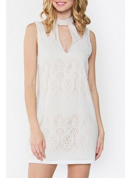 Carmen Lace Dress