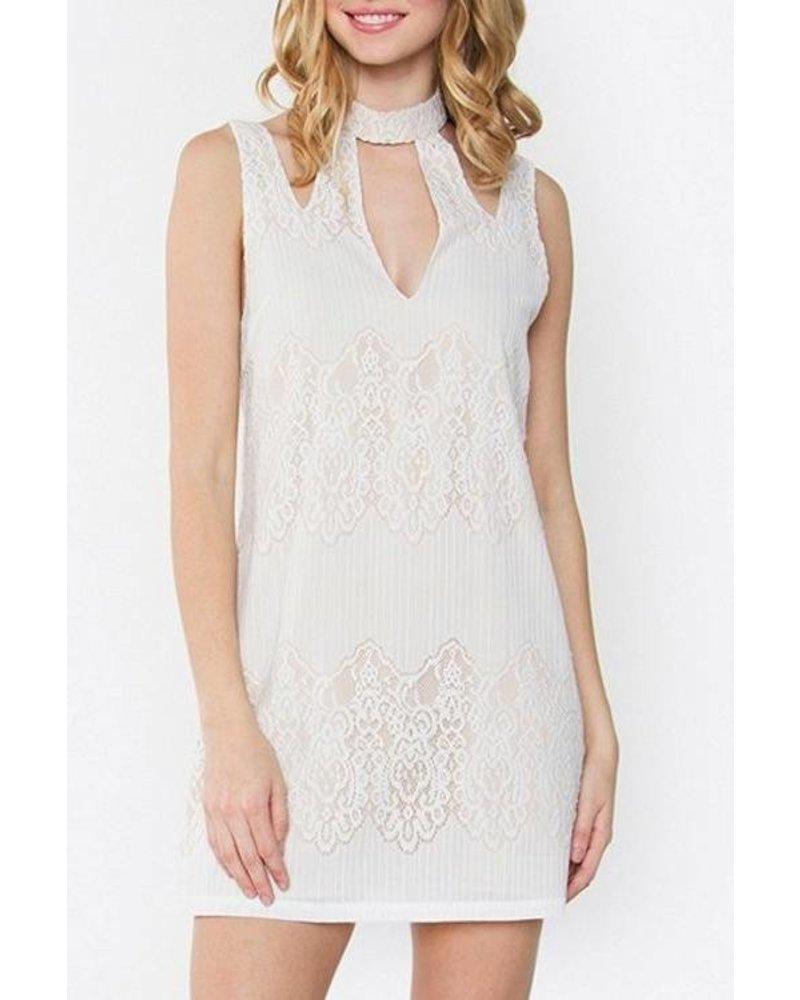 Carmen Lace Dress