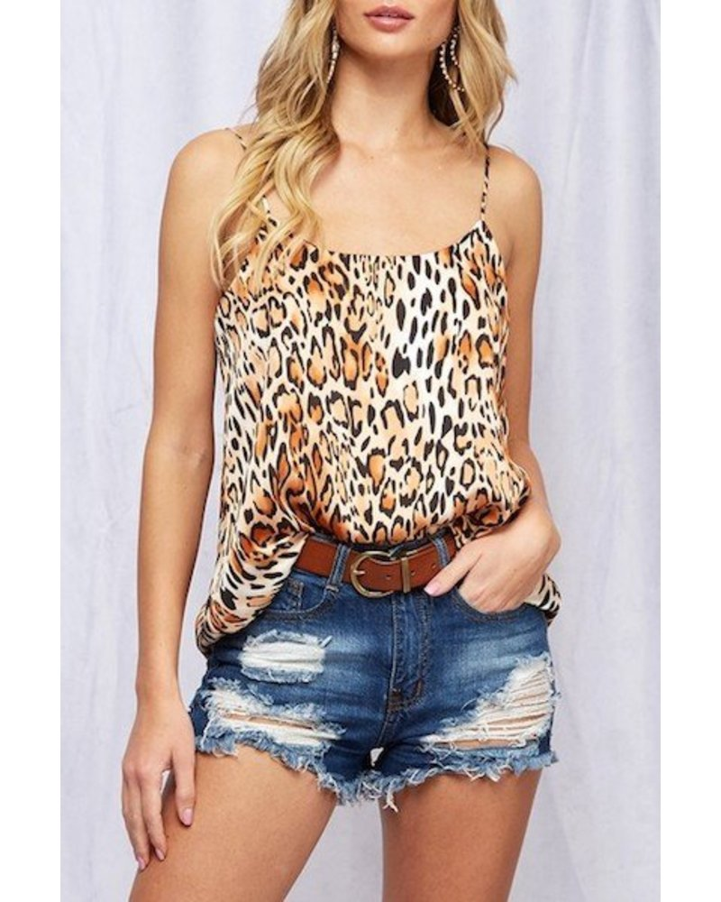 peach love Wild Weekend Top