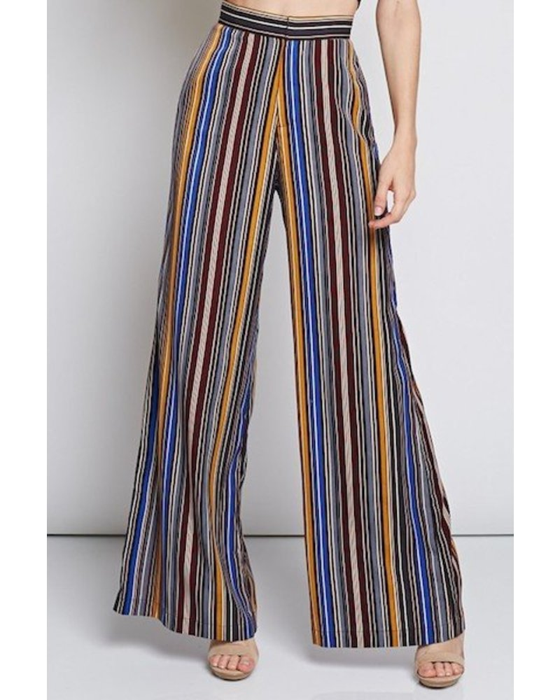 Color The Lines Pants