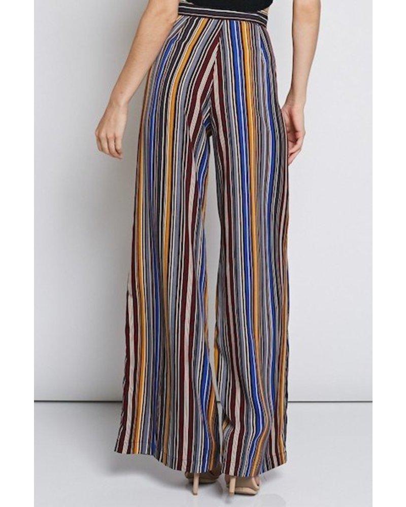 Color The Lines Pants