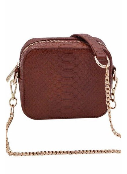 Boa Mini Bag - Brown