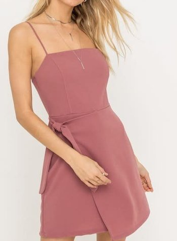lush Above Love Dress