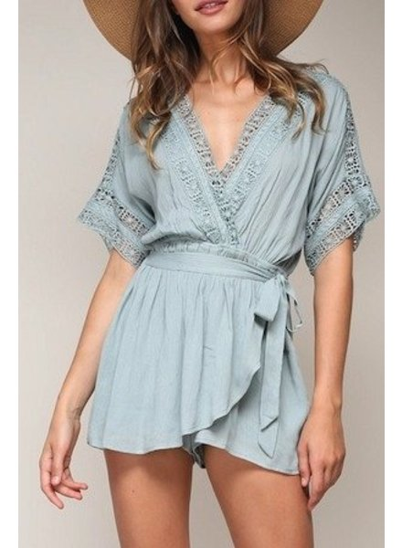 Thinking of You Romper