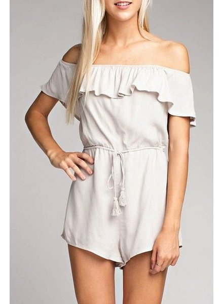 Sign Me Up Romper