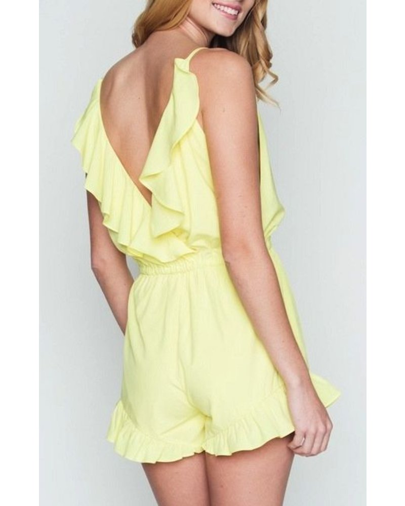 Wanna Have Sun Romper