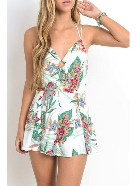 Take a Cruise Romper