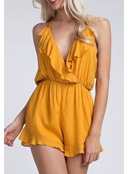 Sun Valley Romper
