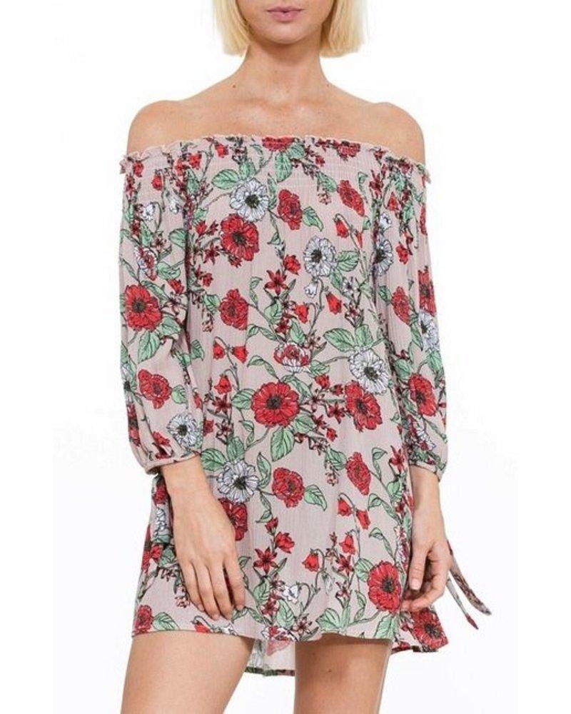 Petal Play Dress