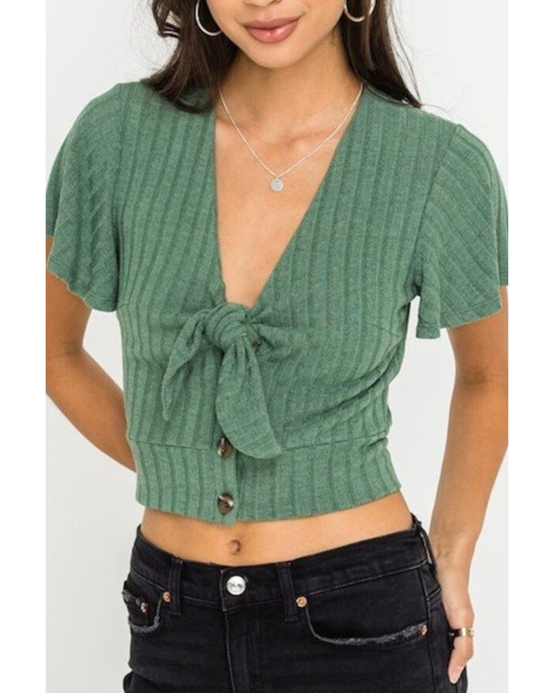 lush Lucky In Love Top