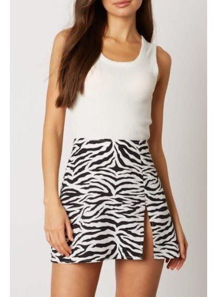 Love Maze Skirt