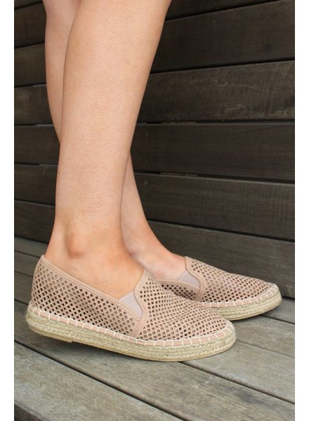 Qupid Slip On Espadrille