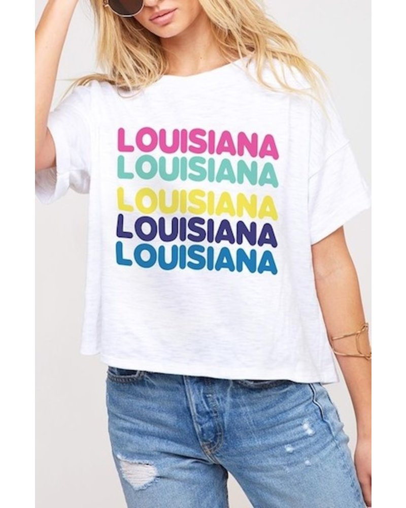 Louisiana Graphic Tee