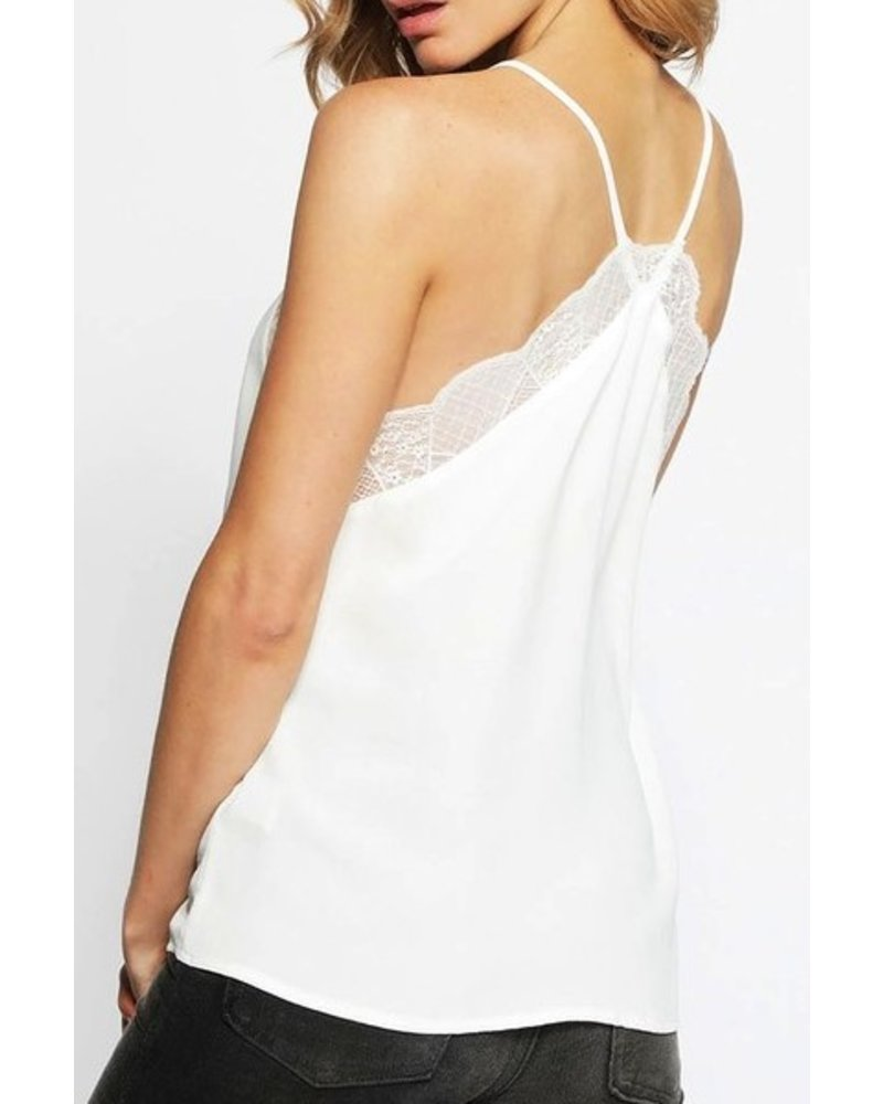 No Drama Lace Cami
