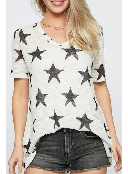 All In The Stars Knit Top