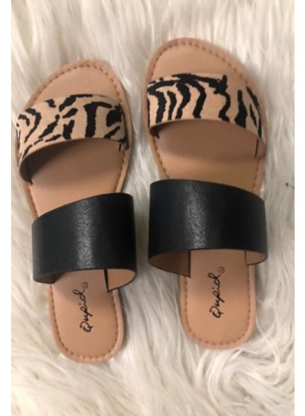 Tiger Band Sandal
