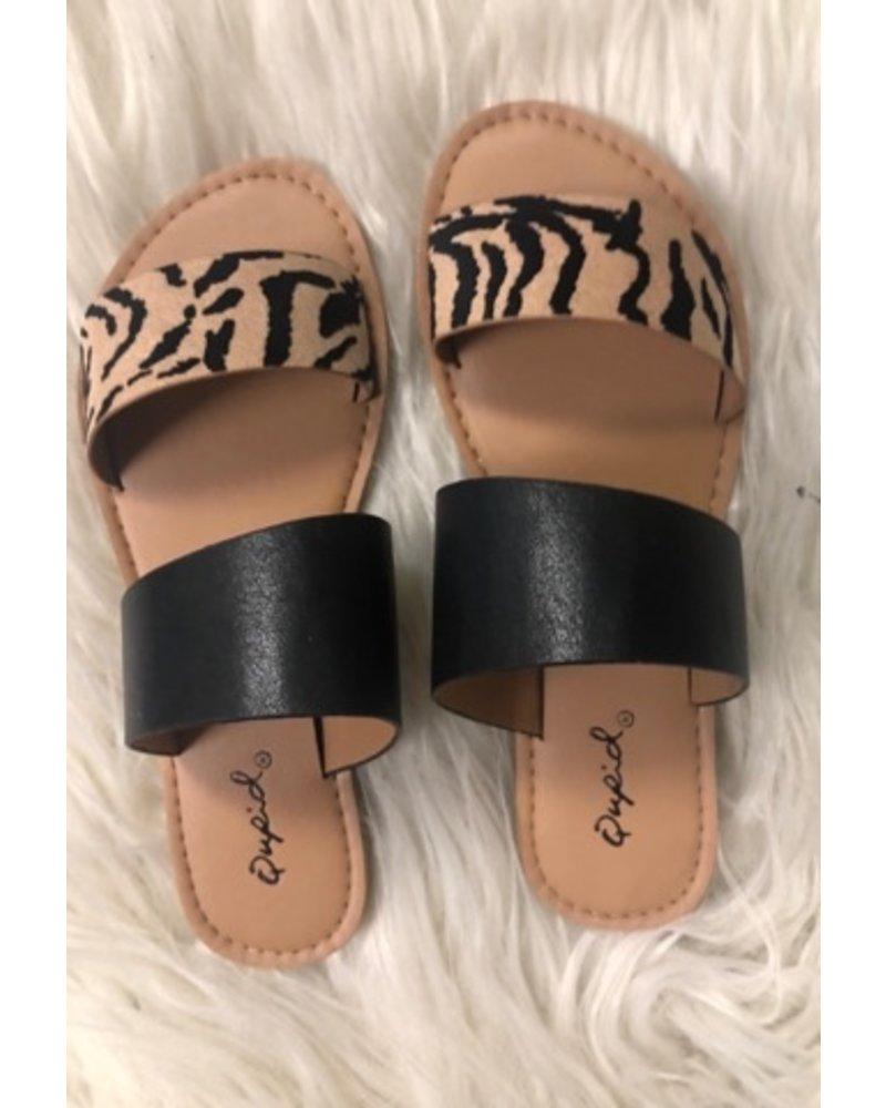 Tiger Band Sandal
