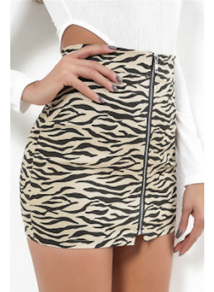 yipsy Hold That Tiger Skirt
