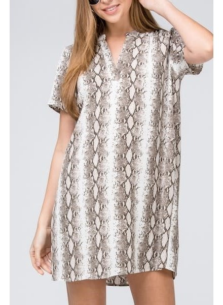 yipsy Just A Thought Dress