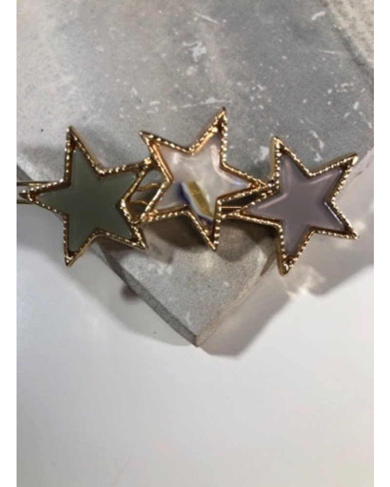 Three Star Barette