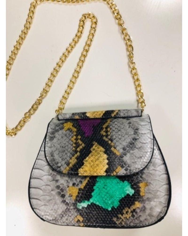 yipsy Python Handbag - Purple