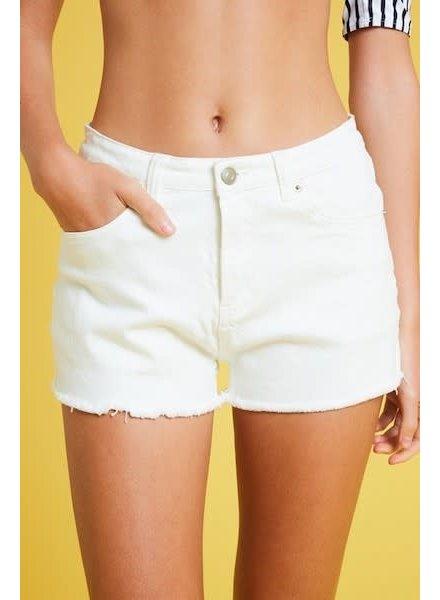 yipsy Just Like That Denim Shorts