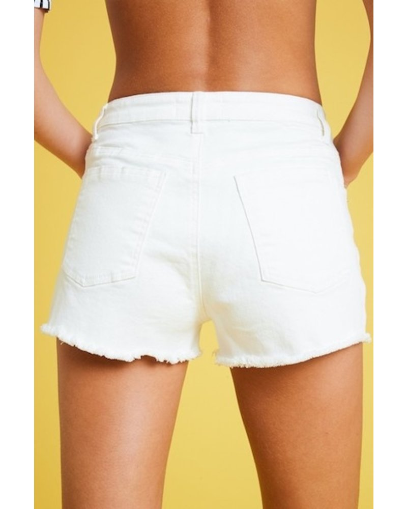 yipsy Just Like That Denim Shorts