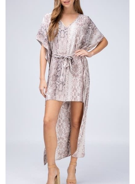 yipsy Back  To You Dress