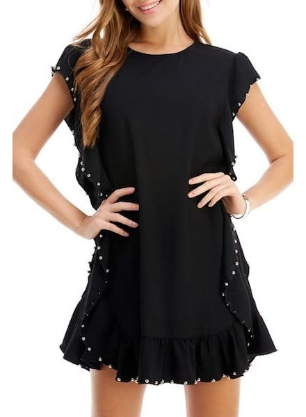yipsy Ask Me Later Dress