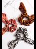Animal Short Scrunchie