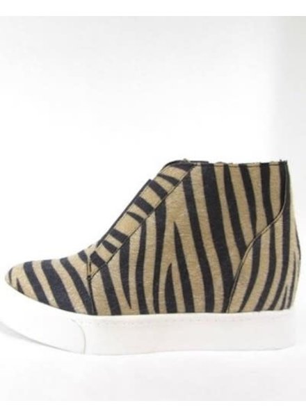 yipsy Tiger Wedge Sneakers