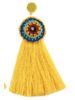 Long String Tassel Earrings