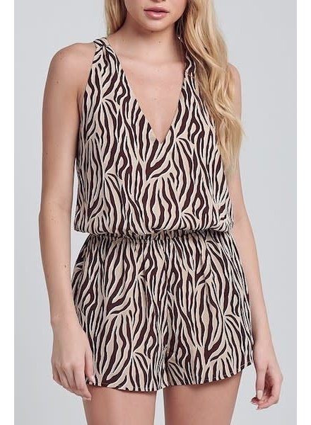 yipsy What A Catch Romper