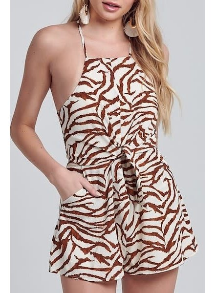yipsy True Survivor Romper