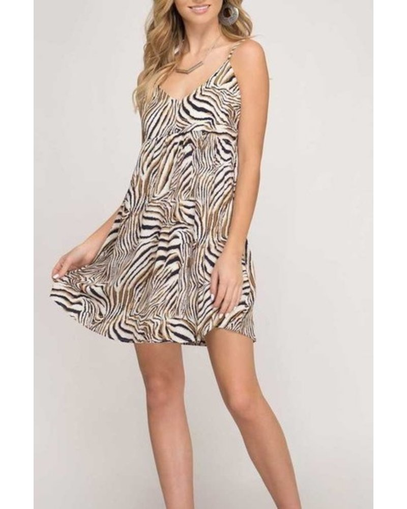 yipsy Unleashed Cami Dress