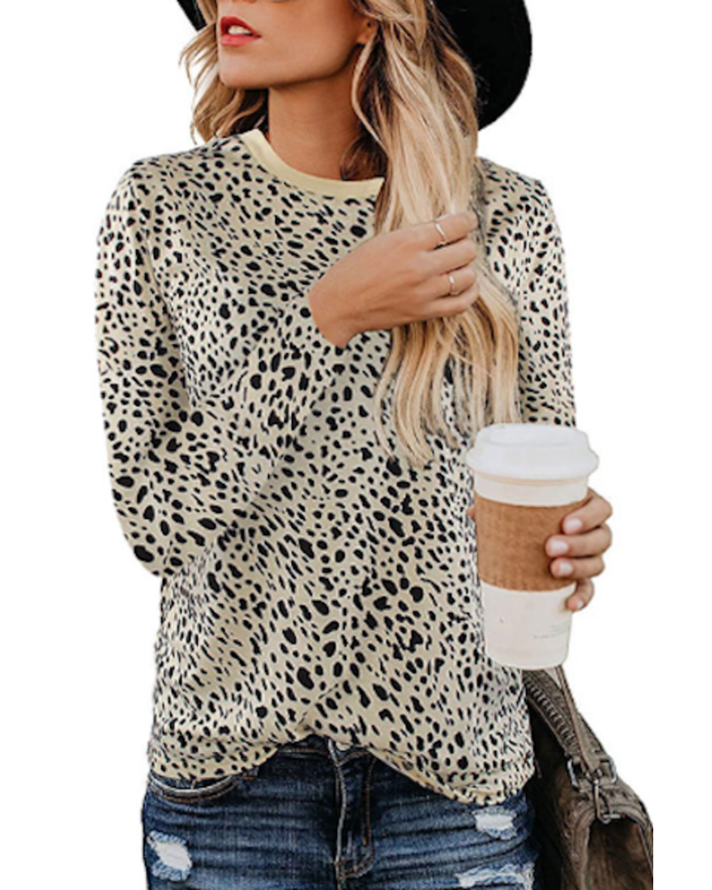 yipsy Next Escape Tee - Leopard
