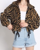 Just Warming Up Faux Fur Jacket