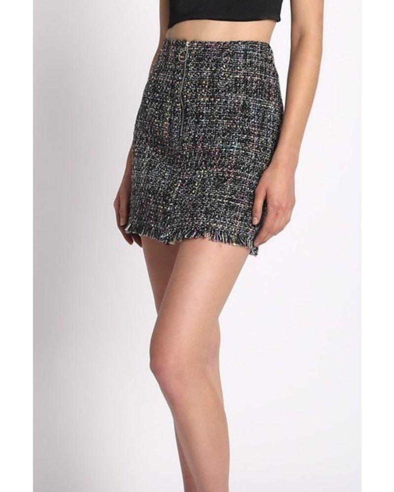 First Date Mini Skirt