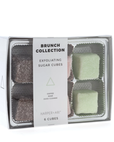 Exfoliating Sugar Cubes - Brunch Collection