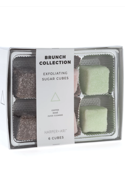 Exfoliating Sugar Cubes - Best Sellers