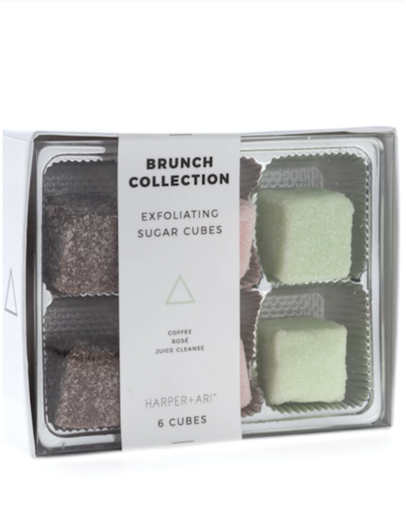 Exfoliating Sugar Cubes - Best Sellers