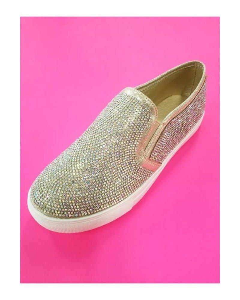 Rhinstone Sneakers