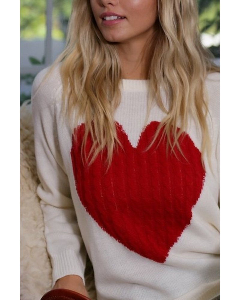 My Heart Sweater