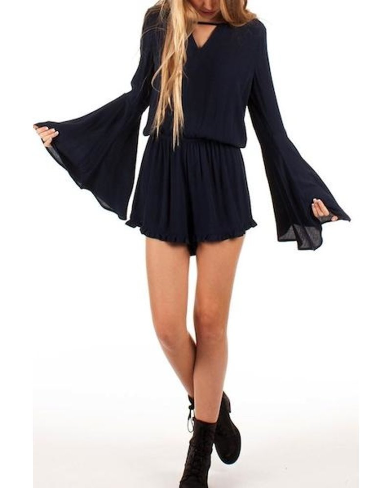 All the Sway Romper