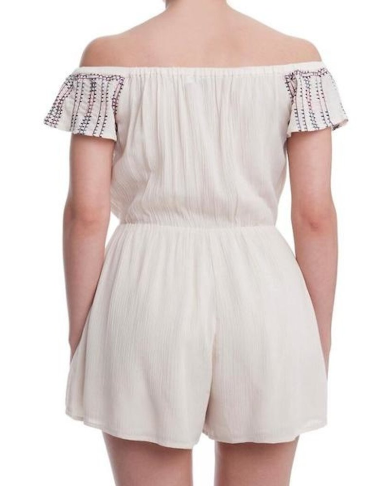 Good Fortune Romper