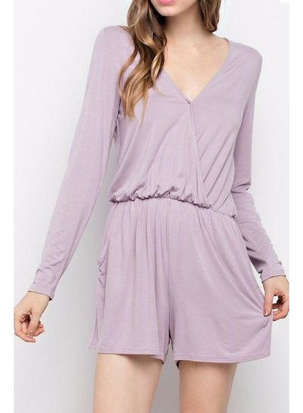 Had Me at Hello Romper