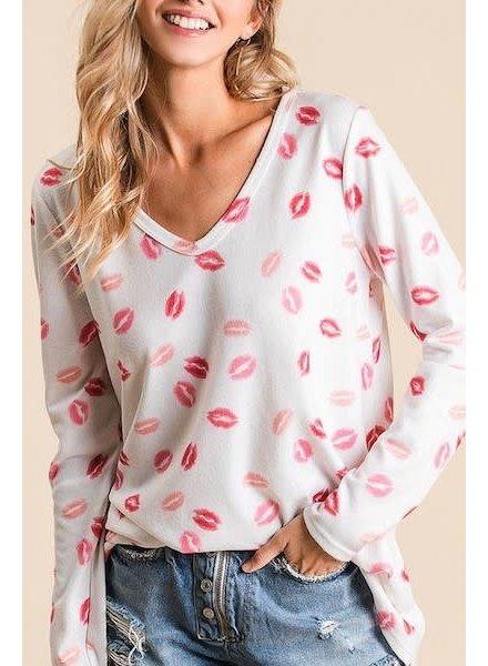 Kiss Me Baby Sweatshirt