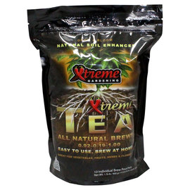 Xtreme Gardening Xtreme Gardening Tea Brews 90gm Packs 10/ct