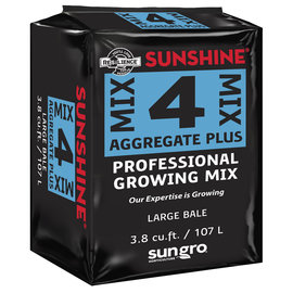 Sunshine Sunshine Mix # 4 Aggregate Plus Bale 3.8 cu ft